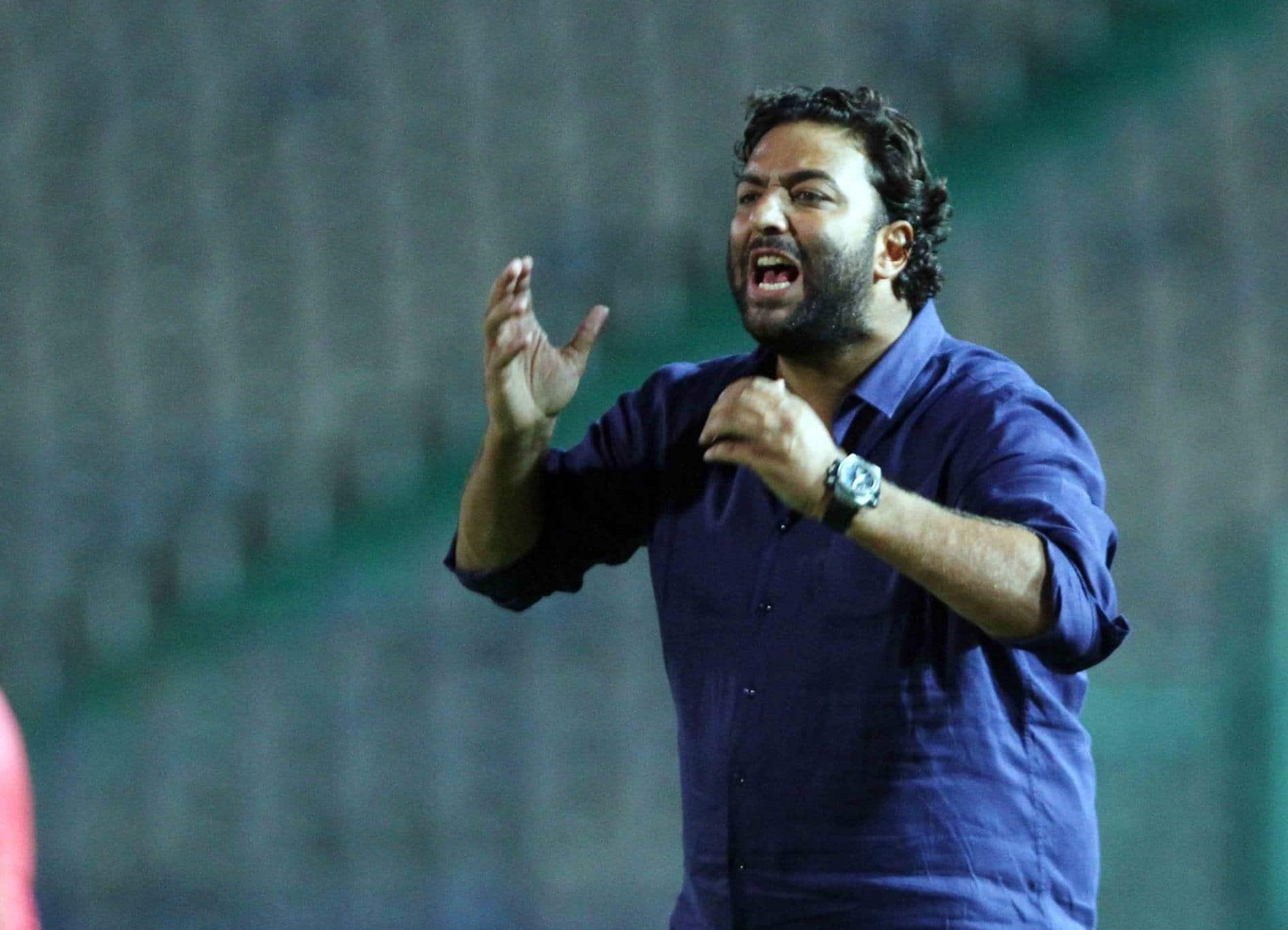 """ميدو"""" يكشف عن سبب استقالته من فريق بيراميدز المصري"""""""
