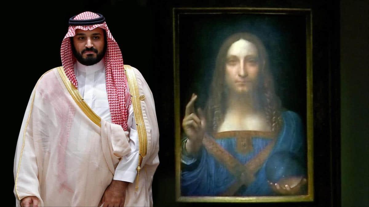 المسيح المخلص ومحمد بن سلمان