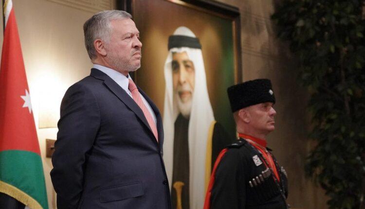 الانقلاب على الملك عبدالله الثاني
