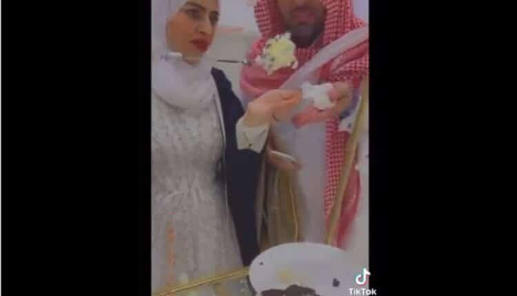 اميرة الناصر وزوجها مشعل الخالدي