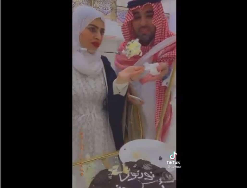"""""""شاهد"""" أميرة الناصر تظهر في أحضان طليقها مشعل الخالدي.. وهذا ما فاجأت به متابعيها"""