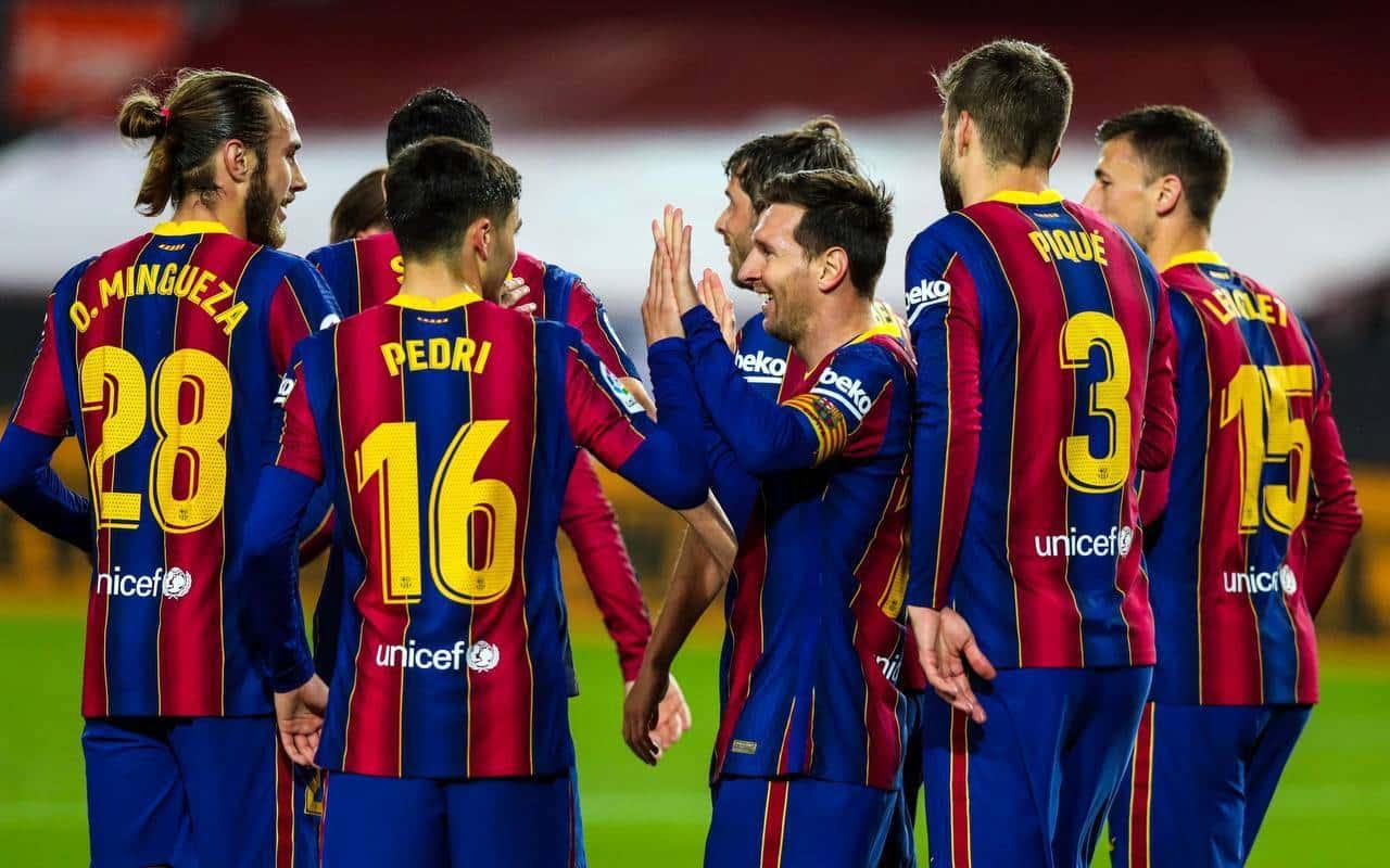 برشلونة في ورطة بسبب عشاء ميسي