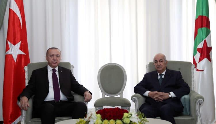 تركيا و الجزائر