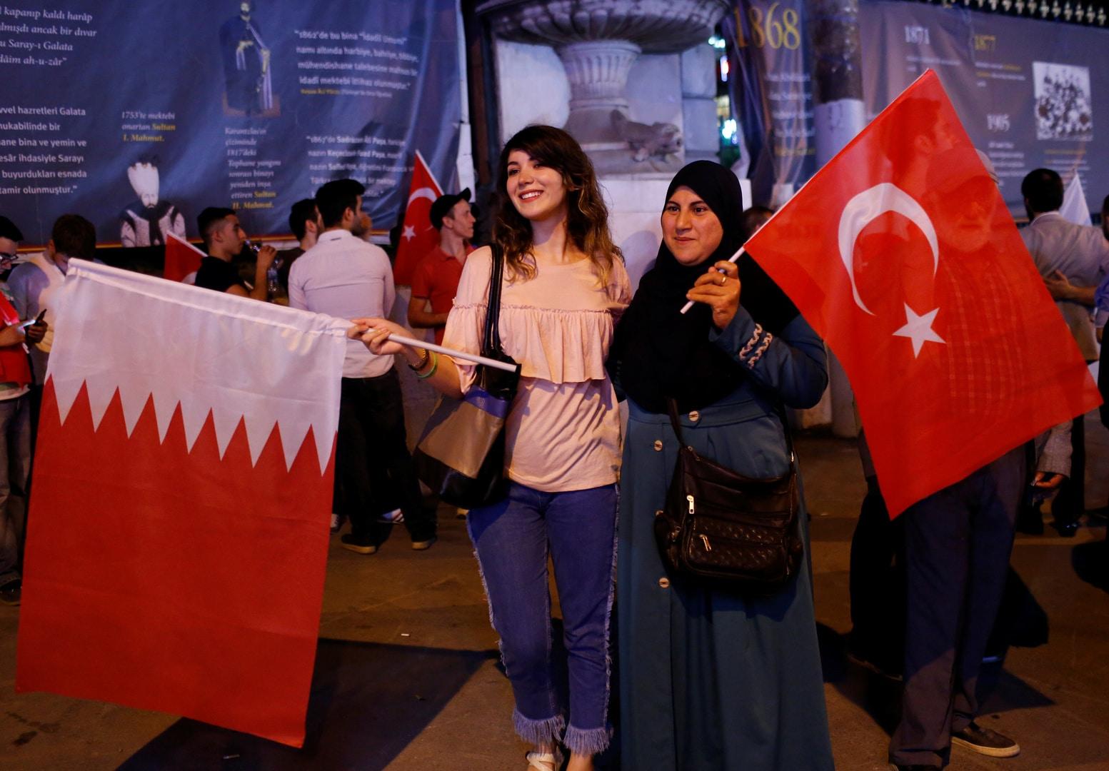 هذا ما قاله مسؤول قطري بارز عن حجم التجارة مع تركيا
