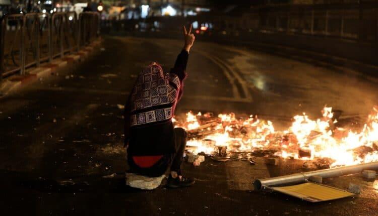 مواجهات بين الاحتلال وفلسطينيين بالقدس المحتلة