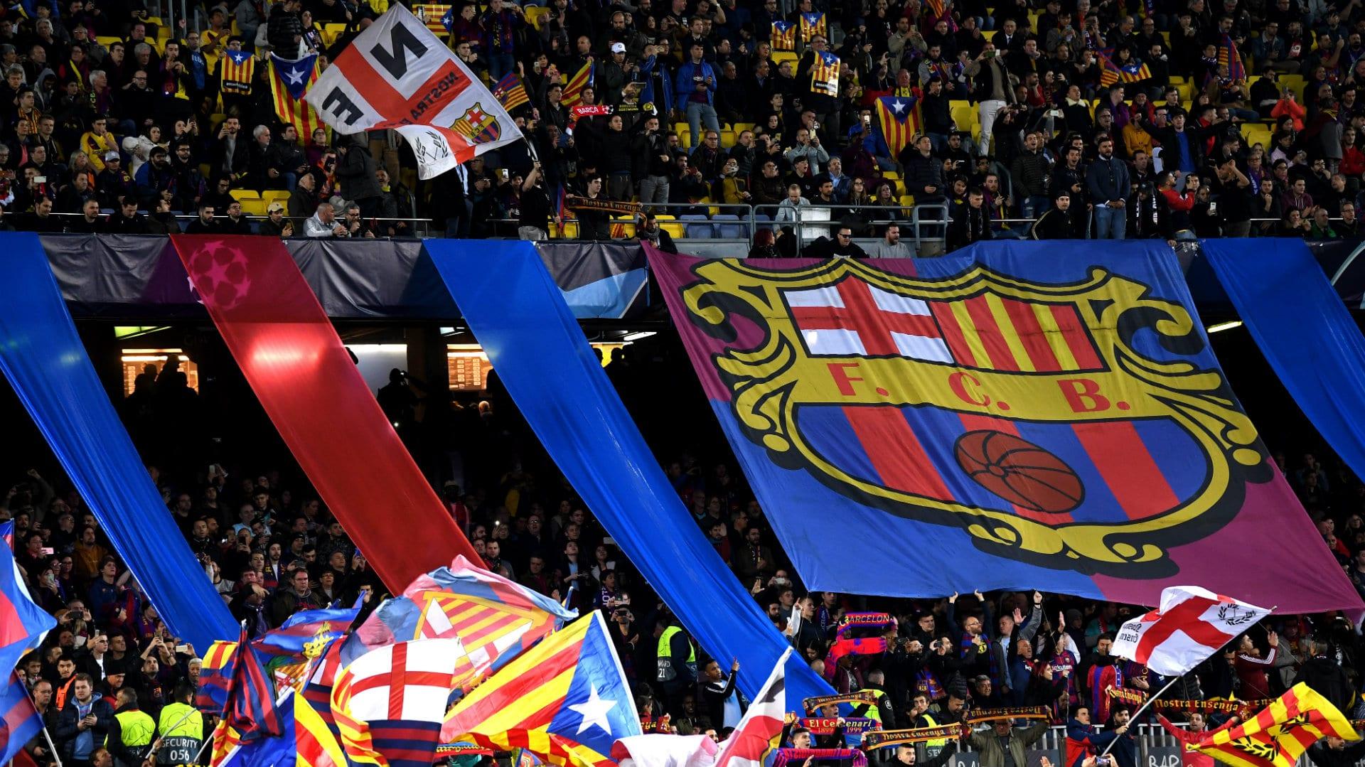 """رسميًا: برشلونة يحدد موعد عودة جماهيره إلى مدرجات ملعب """"الكامب نو"""""""