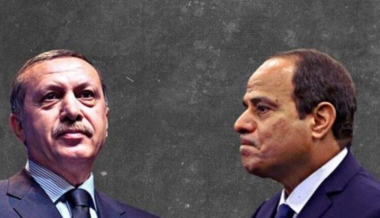 تبادل السفراء بين مصر وتركيا
