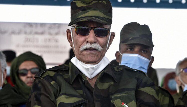 استقبلت اسبانيا زعيم البوليساريو إبراهيم غالي بعد تدهور وضعه الصحي نتيجة كورونا