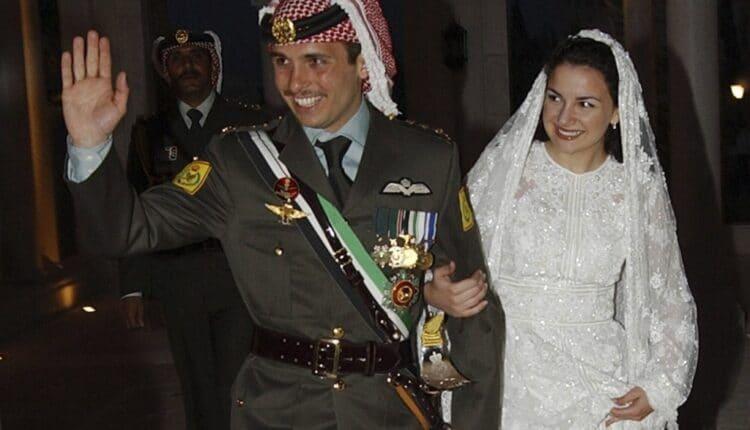 زوجة الأمير حمزة بن الحسين تواصلت مع ضابط بالموساد عقب وضعه رهن الاقامة الجبرية