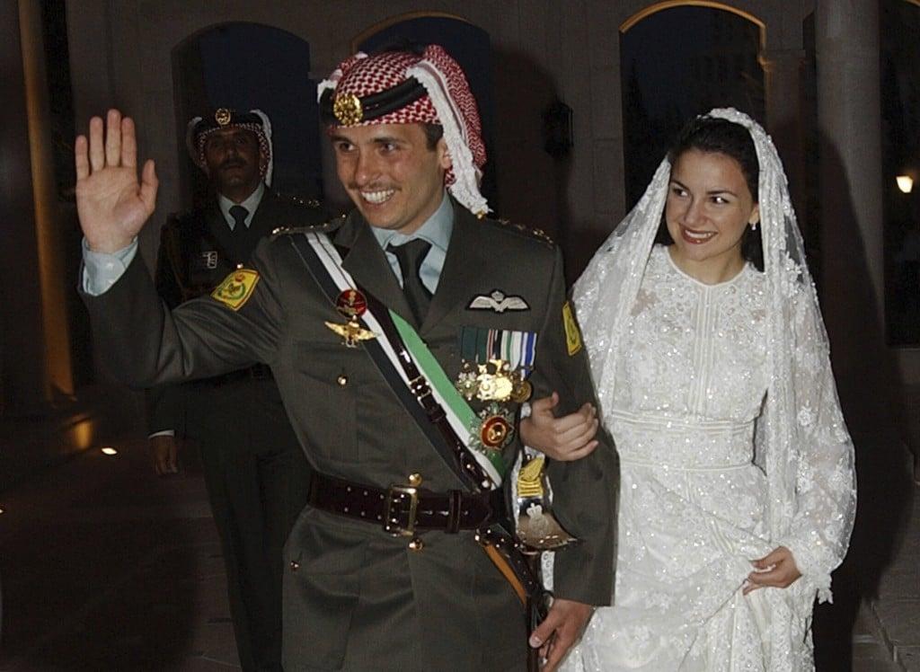 مفاجأة كبيرة .. زوجة الأمير حمزة بن الحسين تواصلت مع ضابط بالموساد الإسرائيلي وهذا ما عرضه عليها