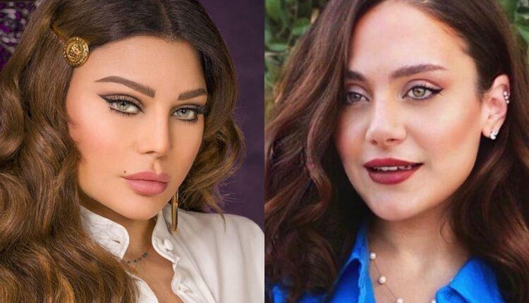زينب فياض ابنة هيفاء وهبي ظهرت بفيديو وهي تقلد والدتها بطريقة غنائها أغنية لقيت الطبطبة