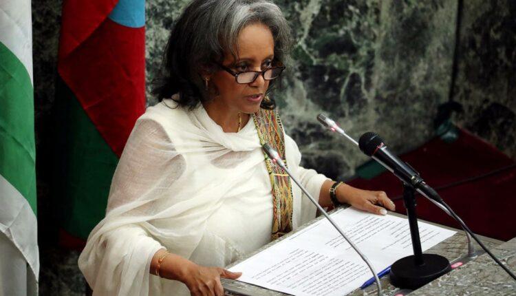 رئيسة اثيوبيا ساهلي وورك