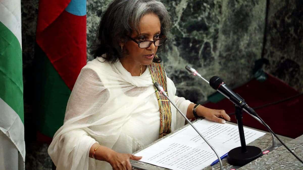 تصريح استفز المصريين.. هل قالت رئيسة إثيوبيا هذا الكلام عن السيسي فعلاً؟