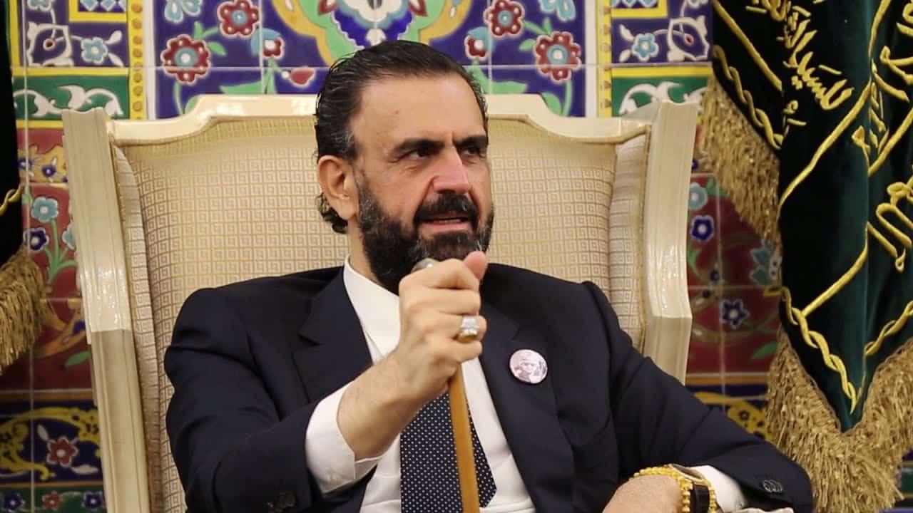"""شمس الدين نهرو يثير غضباً واسعاً في الأردن بعد اقامته طقوساً على """"طريقة صوفية"""""""