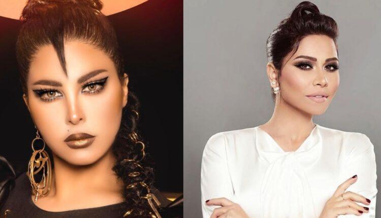 شمس الكويتية قالت في برنامج العرافة انها لا تختلف مع صوت شيرين بل على تصريحاتها التي صنفت الناس