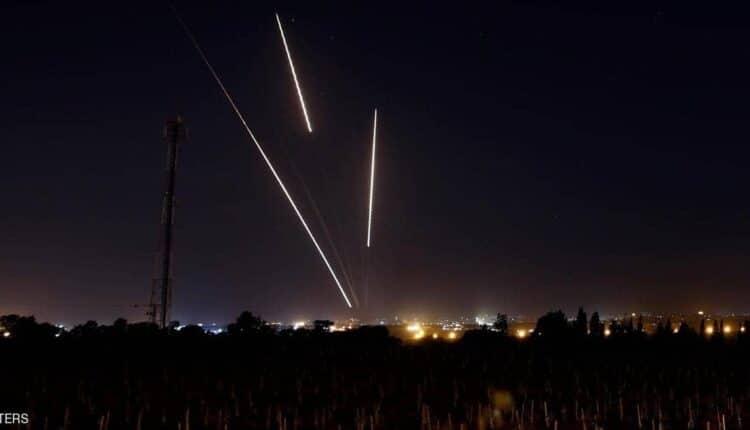 المقاومة في غزة تقصف المستوطنات تزامناً والمواجهات في القدس
