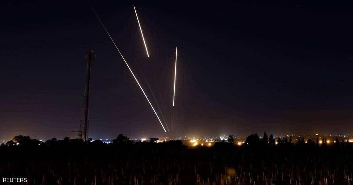 المقاومة في غزة تساند ثوار القدس بالصواريخ .. هذا ما حدث في ليلة ساخنة مع الإحتلال