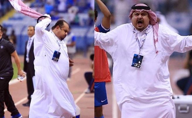 الصحفي نظام المهداوي ألجم عبدالرحمن بن مساعد بعد سجال تويتري