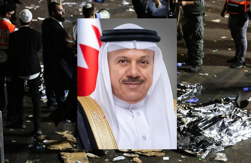عبد اللطيف الزياني مصدوم ويصلي ويدعو للإسرائيليين بعد حادثة تدافع المستوطنين!