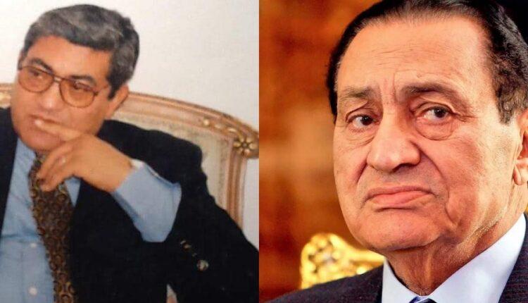 عصام الدين مبارك الشقيق الأصغر للرئيس الراحل محمد حسني مبارك توفي إثر تعرضه لوعكة صحية شديدة