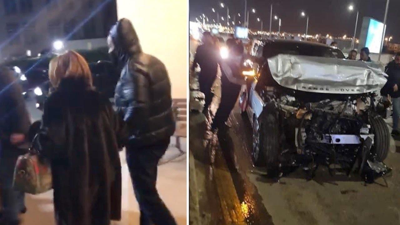 """""""شاهد"""" سيارة عمرو أديب في مزاد علني بعد نجاته من الموت بأعجوبة.. بيعت بهذا الثمن"""