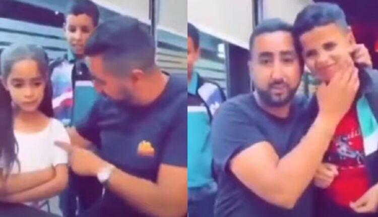 القضاء المغربي اصدر حكمه على الممثل الكوميدي الفرنسي إبراهيم بو هليل بعد فيديو مهين لنساء وأطفال المغرب