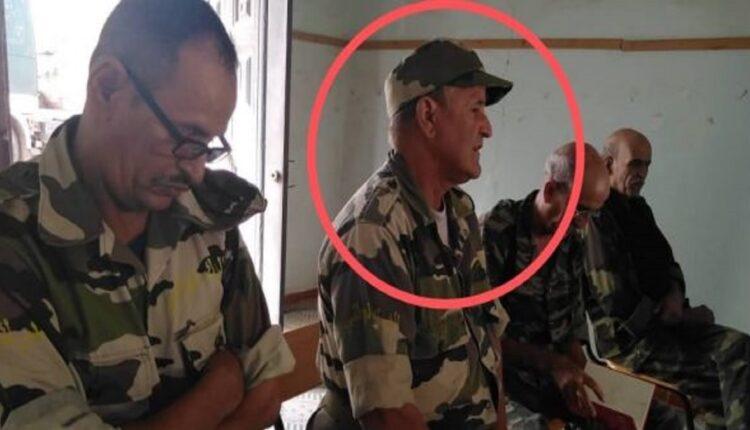 قائد الدرك في جبهة البوليساريو الداه البندير