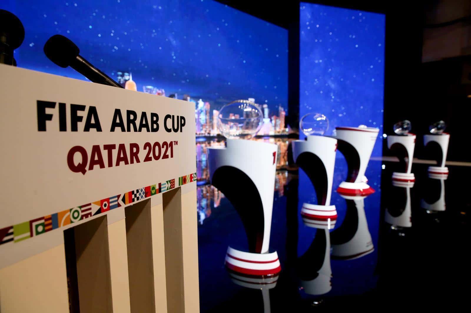 تعرف على قرعة كأس العرب