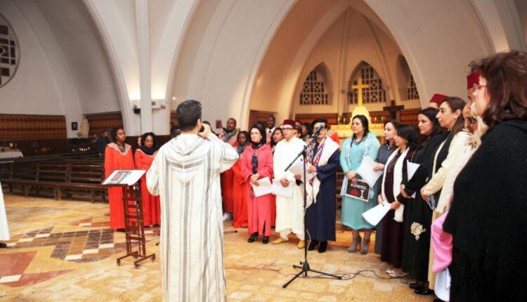 كنيسة في المغرب