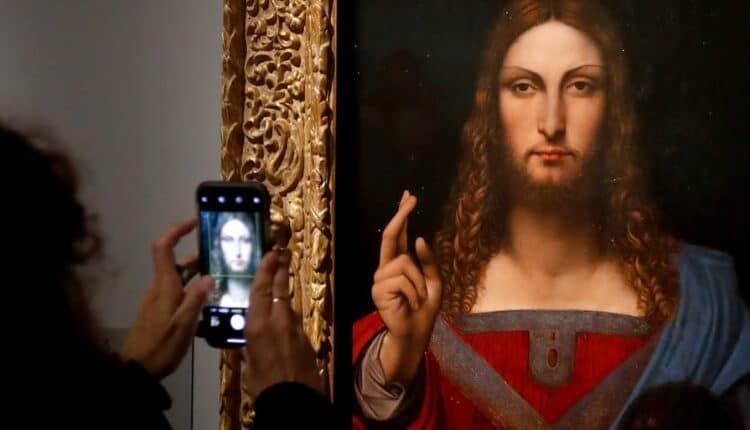 محمد بن سلمان كان يعلم منذ البداية أن لوحة المسيح المخلّص مزيفة وفقا لتقارير اجنبية