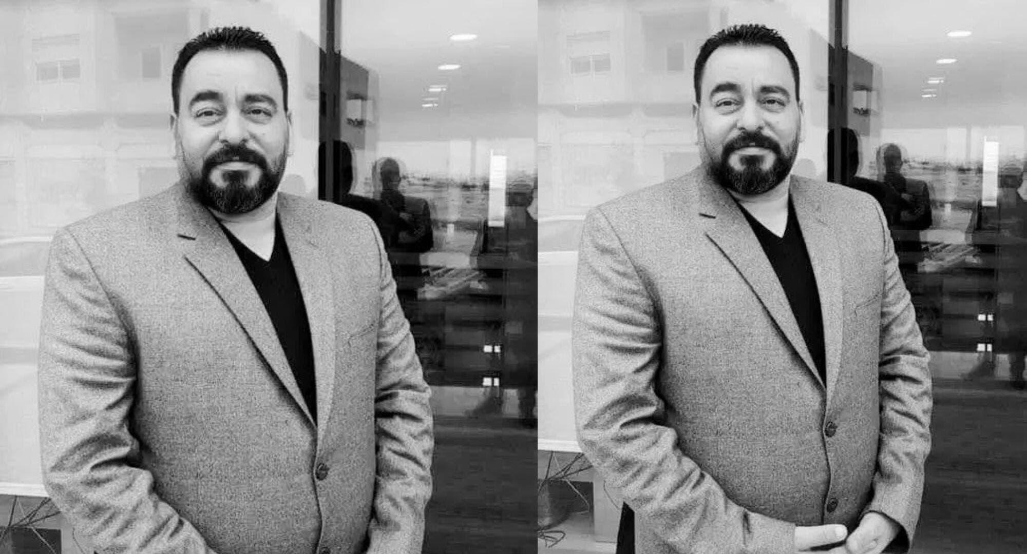 حقيقة انتحار الفنان الأردني متعب الصقار.. شقيقه كشف تفاصيل اللحظات الأخيرة بحياته