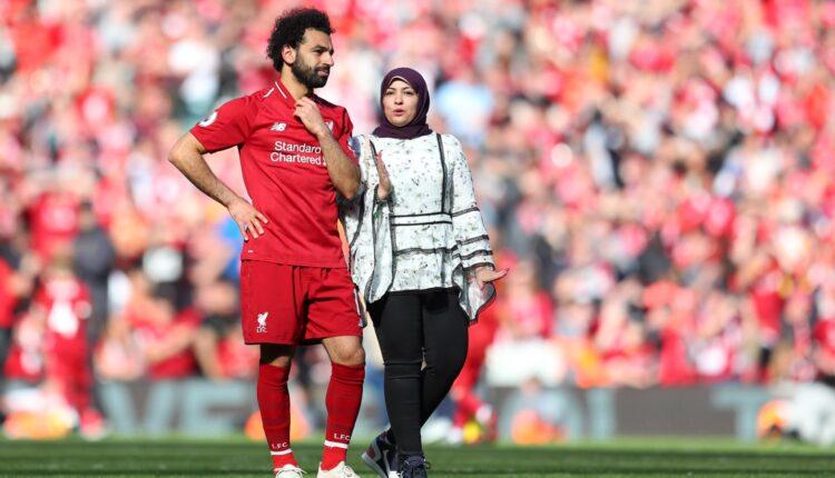 حقيقة انفصال محمد صلاح عن زوجته