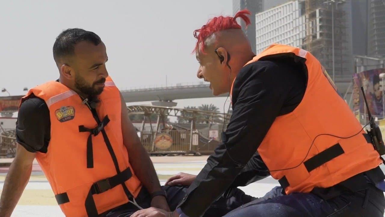 محمد مجدي أفشة في رامز عقله طار