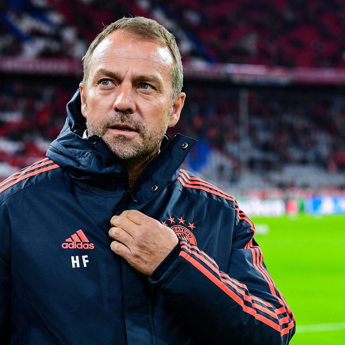 رحيل المدرب الألماني فليك هانز