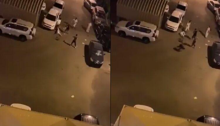 مشاجرة دموية في ضاحية صباح الناصر