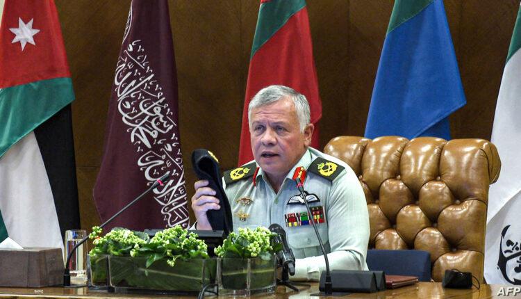 الأمير حمزة بن الحسين يقف وراء الانقلاب
