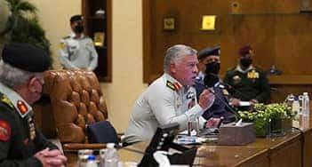 ملك الأردن عبدالله الثاني يأمر قواته المسلحة بتنفيذ هذه المهمة في غزة على وجه السرعة