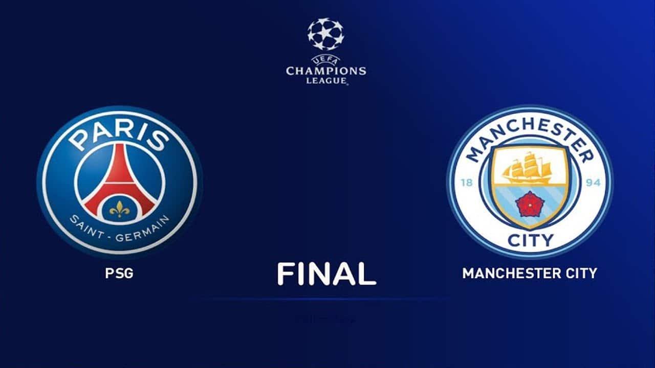 تعرف على موعد مباراة باريس سان جيرمان ومانشستر سيتي في دوري أبطال أوروبا