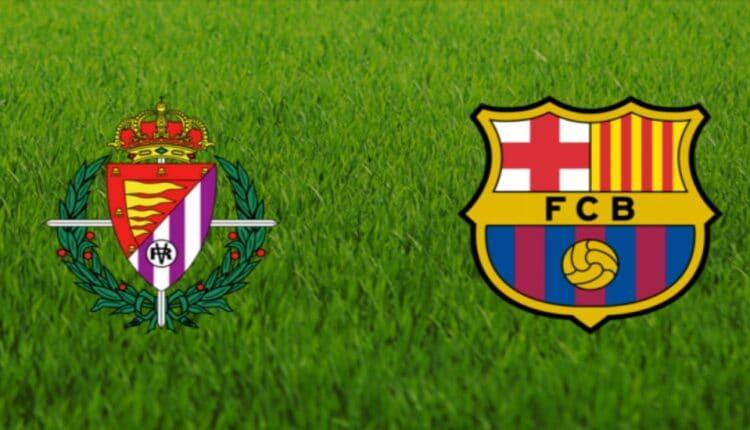 برشلونة وبلد الوليد في الدوري الإسباني