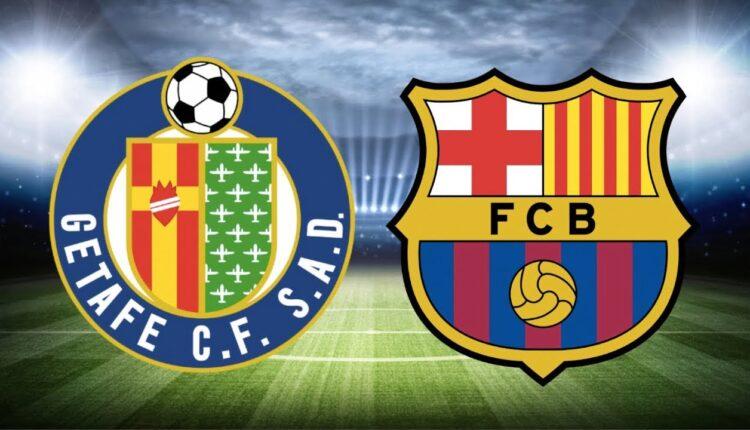 مباراة برشلونة وخيتافي