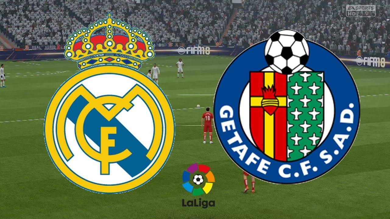 مباراة ريال مدريد وخيتافي