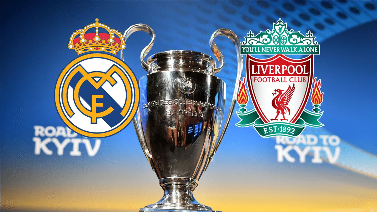 موعد ومعلق مباراة ريال مدريد أمام ليفربول والقنوات الناقلة في أبطال أوروبا