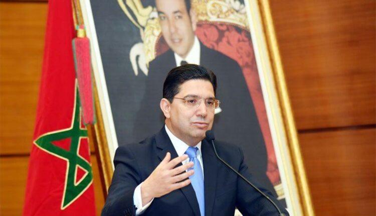 ناصر بوريطة يشيد بدور سلطنة عمان