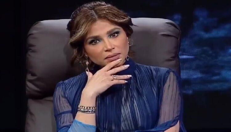 نهى نبيل تبكي أثناء حديثها عن الفيديو الذي تم تسريبه لها من داخل منزلها