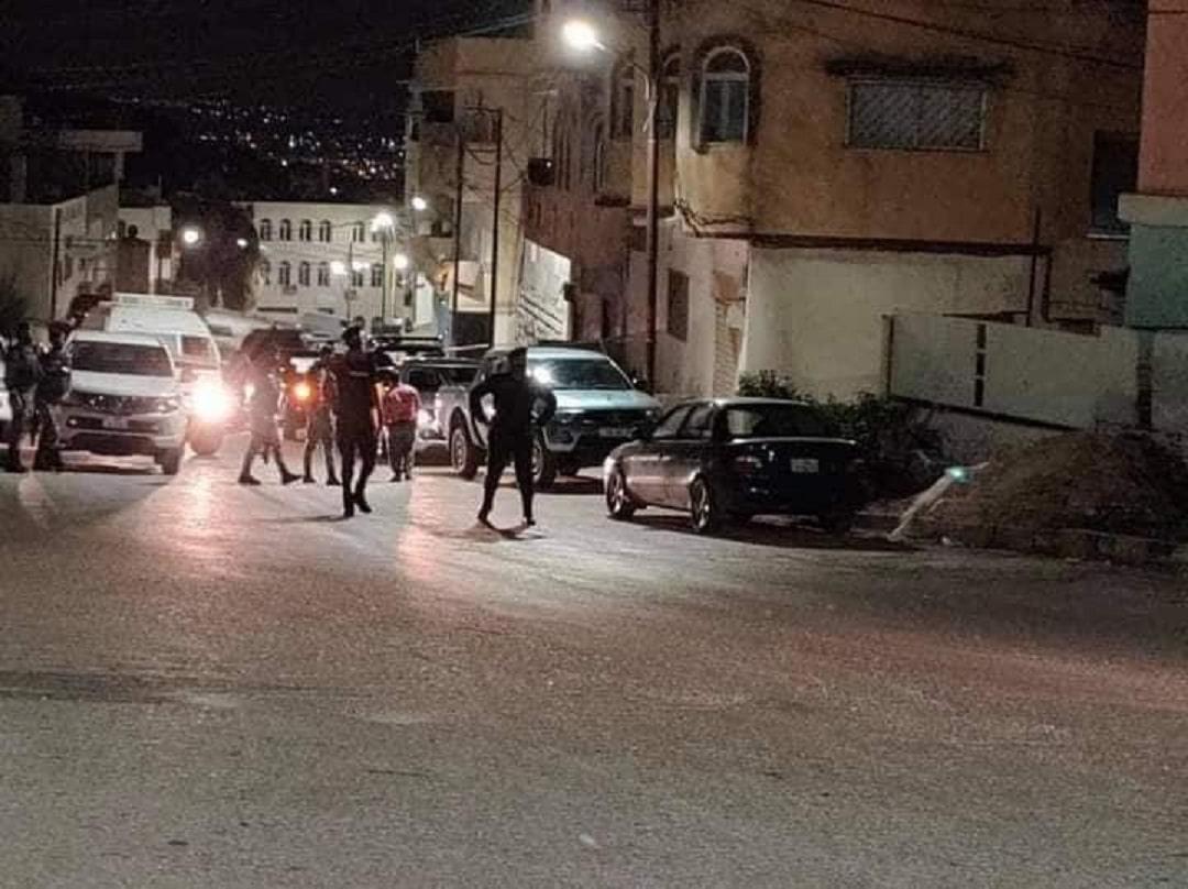 اعتقال الناشط الاردني هيثم العياصرة