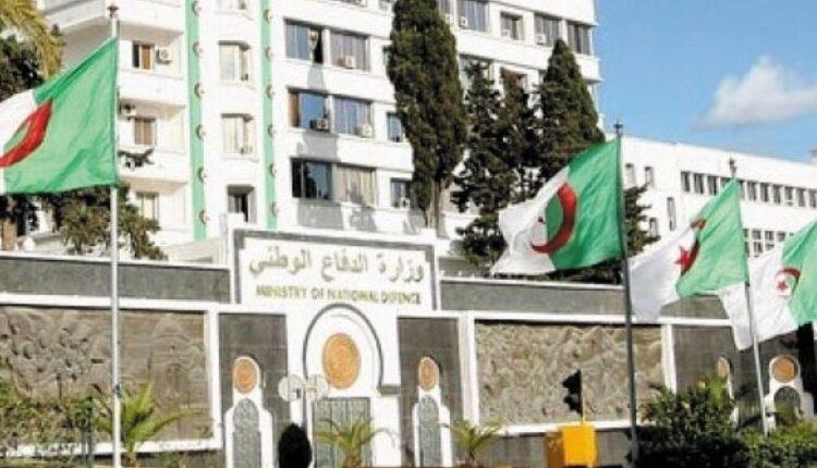 """وزارة الدفاع الجزائرية اعلنت إنها أحبطت """"مؤامرة خطيرة"""" تستهدف الجزائر"""