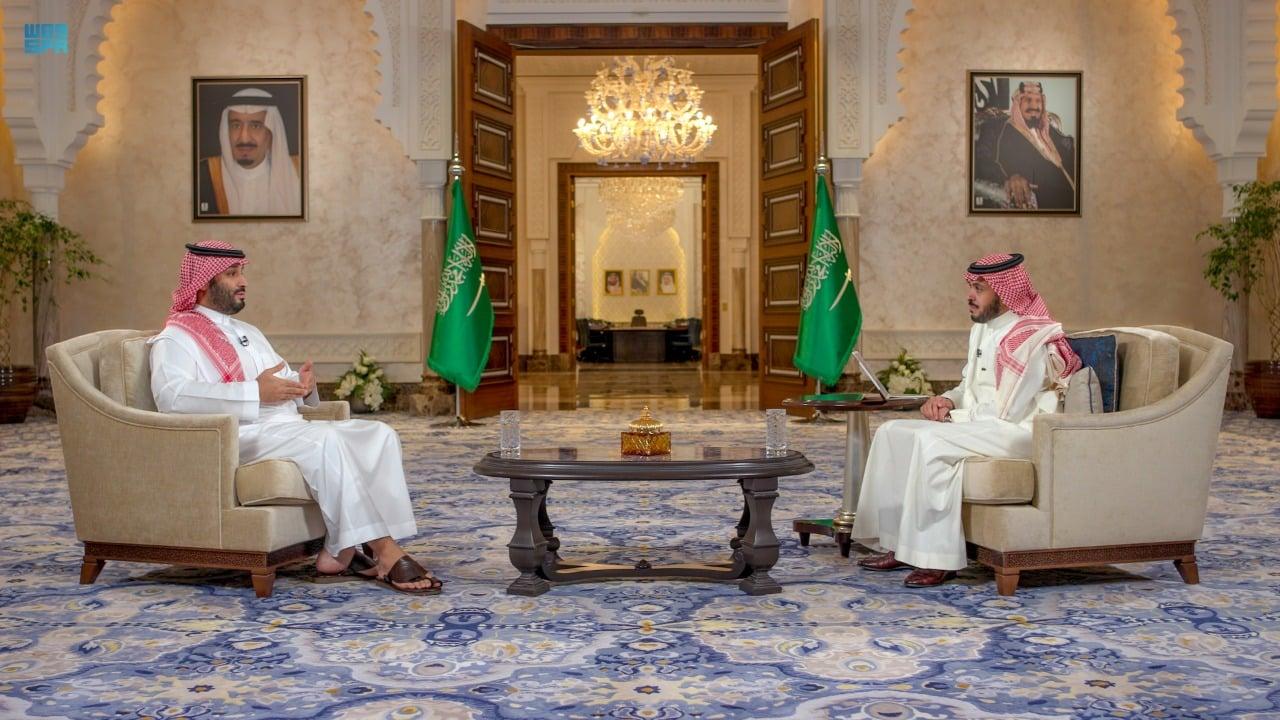 محمد بن سلمان يتحدث عن رؤية 2030 واعتماد السعودية على النفط