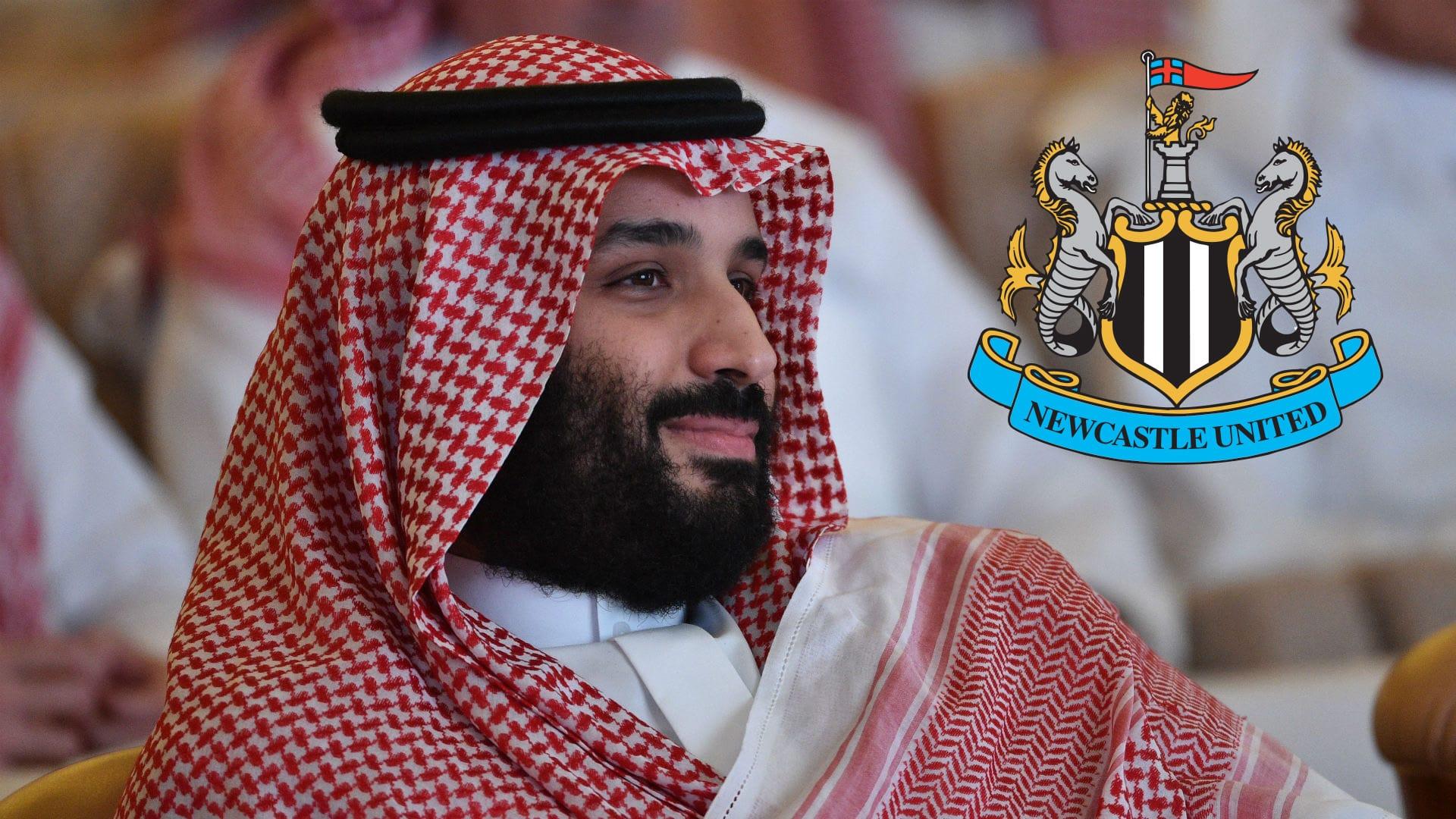 ما حقيقة شراء محمد بن سلمان لنادي نيوكاسل يونايتد وطلب الحكومة البريطانية بالتدخل؟!