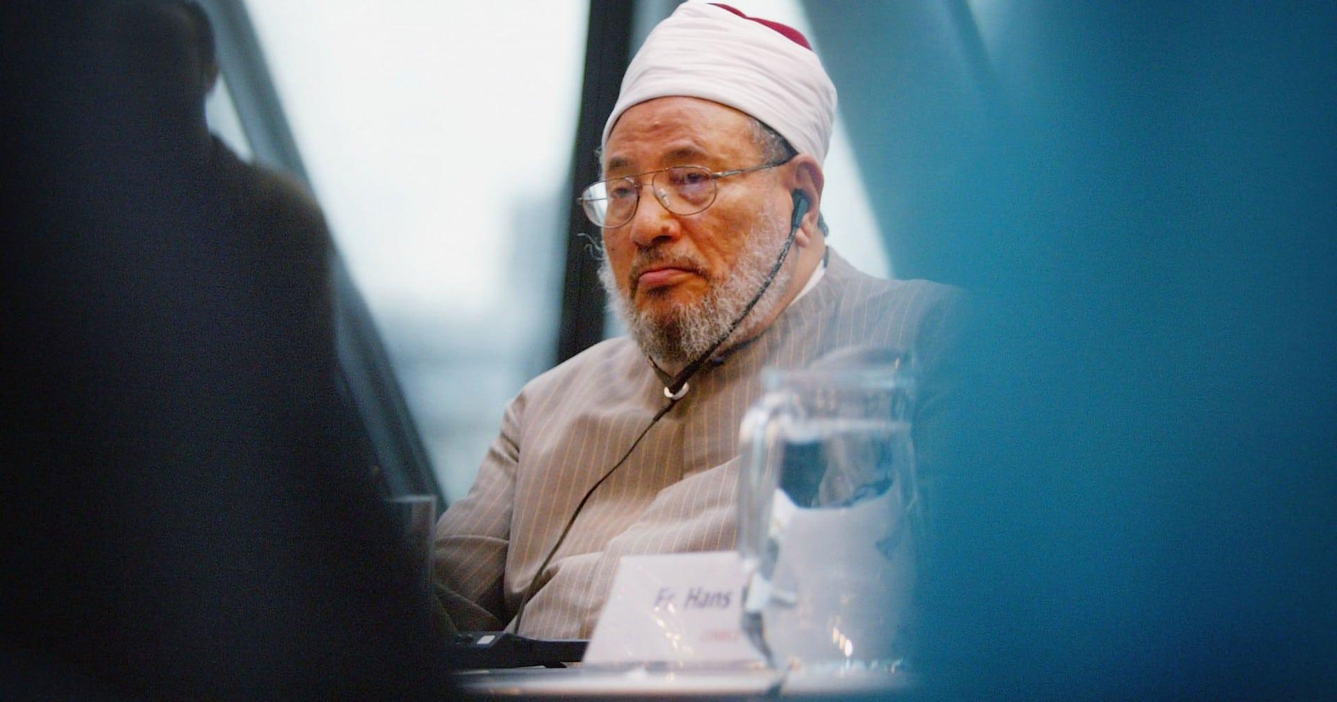 آخر تطوّرات الحالة الصحية للشيخ يوسف القرضاوي بعد أيام من إصابته بكورونا