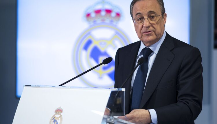تسريبات صوتية تضع رئيس ريال مدريد بيريز في ورطة